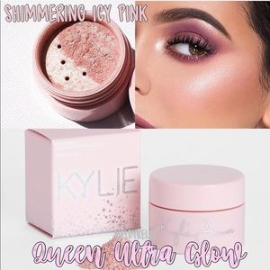 BNIB Kylie Cosmetics Ultra Glow Queen Bday Collec.